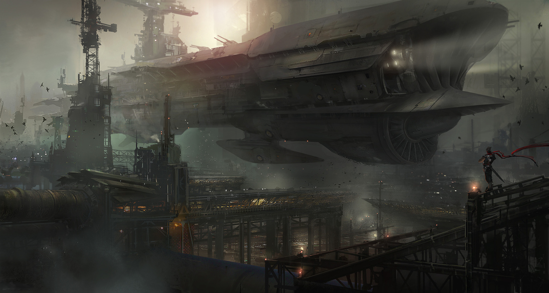 Compare Concept Art From Your Favorite Movies And Games To