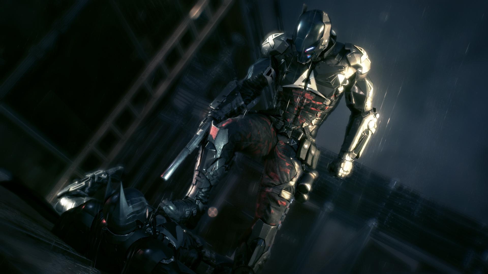 Batman arkham knight ультразвуковой генератор сигналов частоты полей - 1f1f4