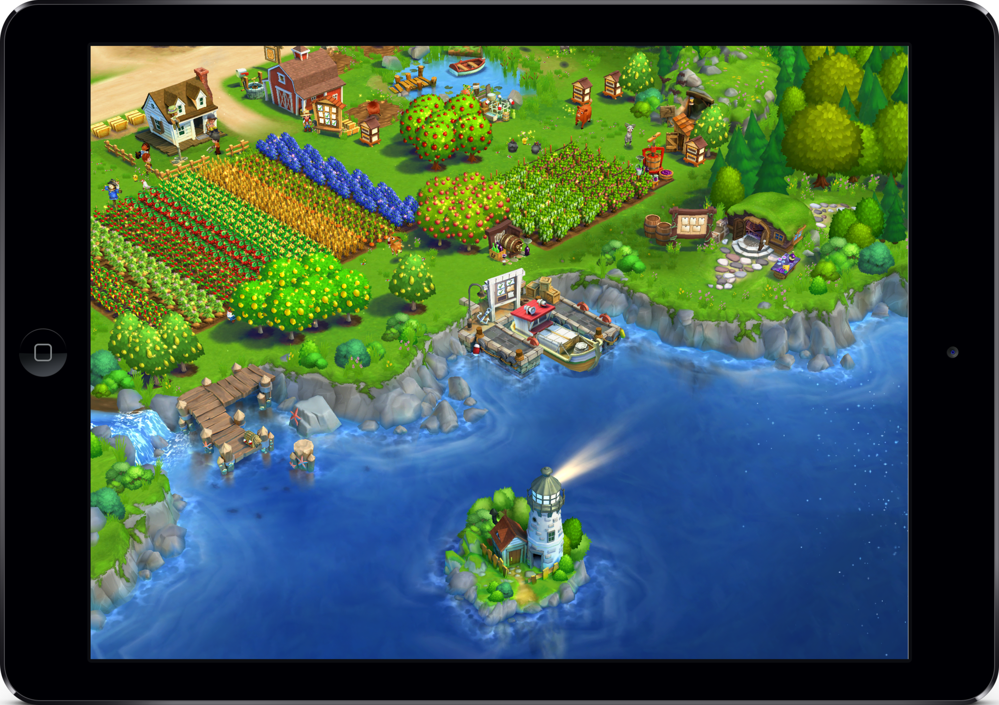Farmville 2 country escape launches on mobile today polygon for Farmville 2 decorations