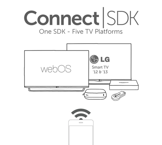 lg tries to create a universal airplay for apps the verge connectsdk