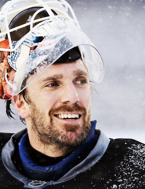 Henrik Lundqvist Is Ugly Broad Street Hockey