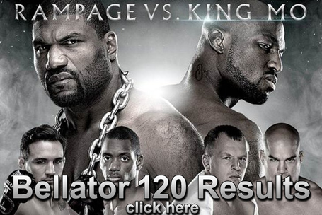 Bellator 120 Results