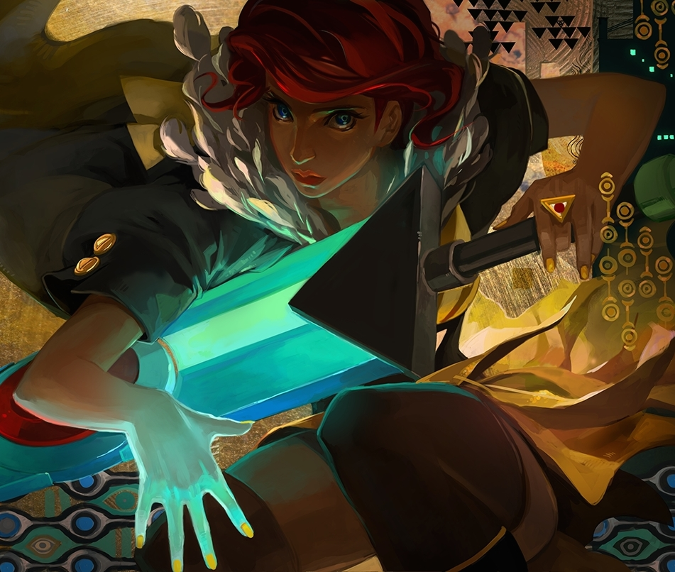 Transistor review: a girl and her sword | Polygon