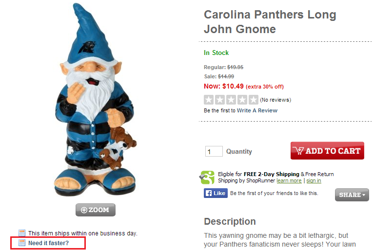 wholesale dealer 86b98 03959 The worst Carolina Panthers merchandise money can buy - Cat ...