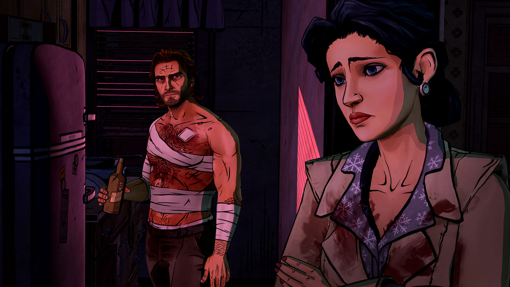 the wolf among us episode 4 in sheep 39 s clothing review. Black Bedroom Furniture Sets. Home Design Ideas