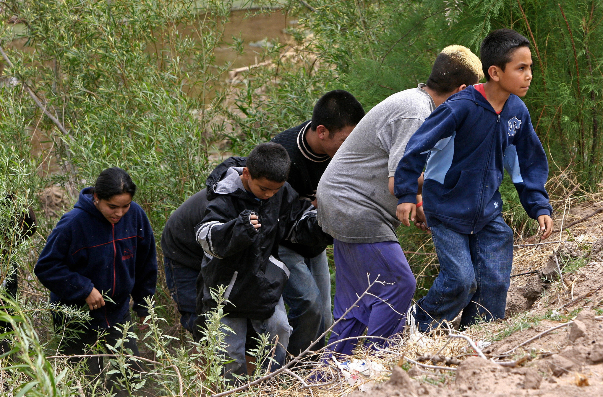 facts that help explain america s child migrant crisis vox 77056340