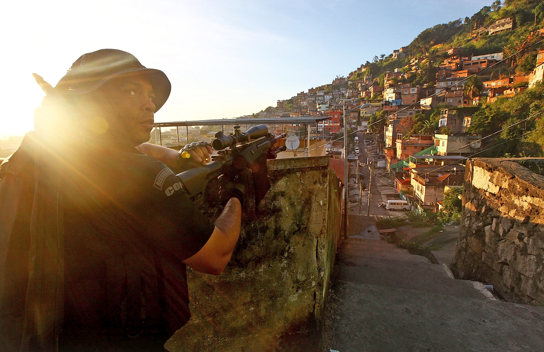 Silence In The Favela Sbnation Com