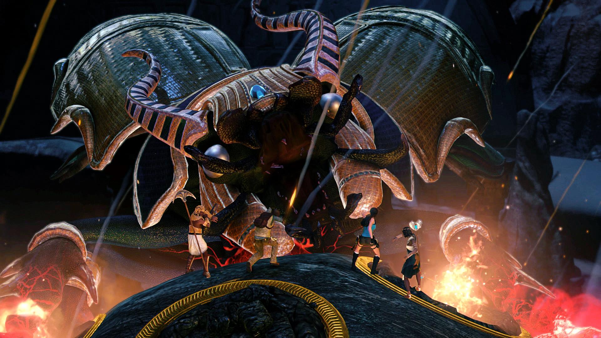 Ya a la venta Lara Croft and the Temple of Osiris 1
