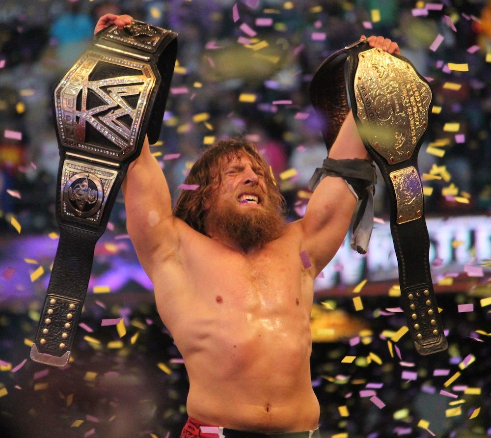 Wrasslin' Story Time: Pro Wrestling desperately needs an ...Daniel Bryan Wrestlemania 30 Wallpaper