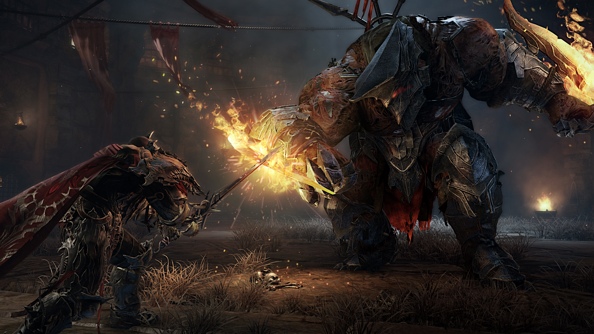 Lords of the Fallen is a European Dark Souls, and I don't know how to feel about it