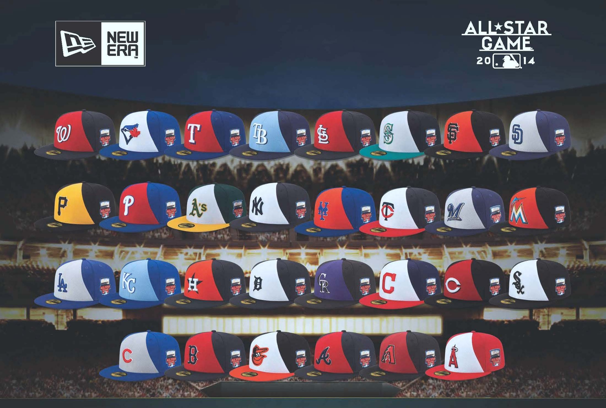 638dbbfd6853b Is This One of the MLB All-Star Game Caps  (Update  Yes