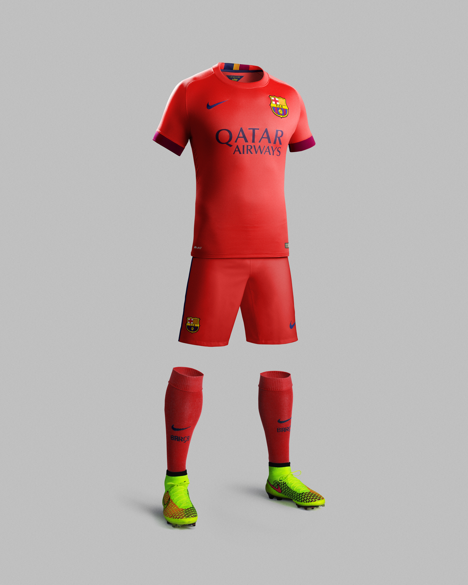 3acb56b1e Fa14 match barcelona pr a full body r original medium. The shorts that  accompany the away ...