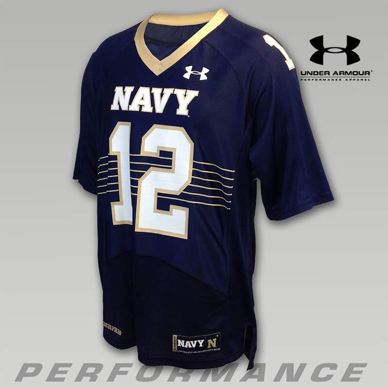 Under Armour leaks new football uniforms for Utah and Navy?