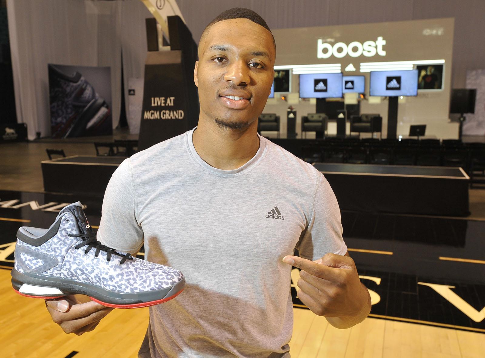 adidas boost lillard