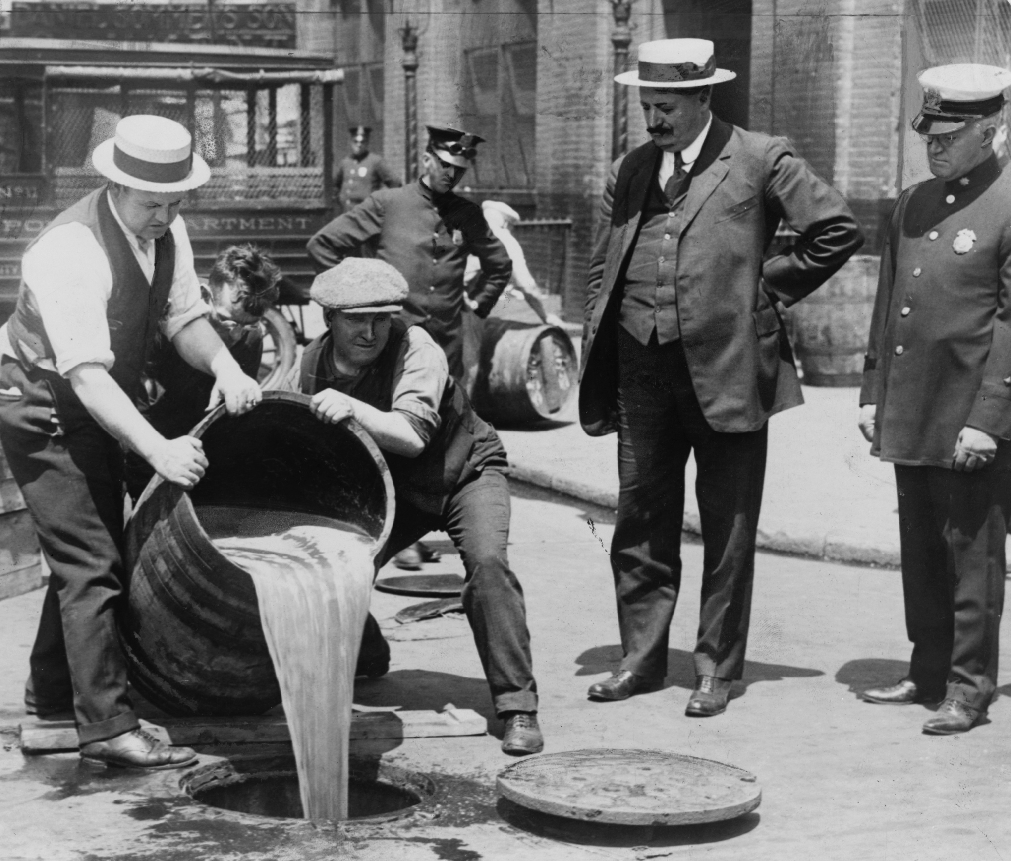 famous bootleggers of the 1920 s