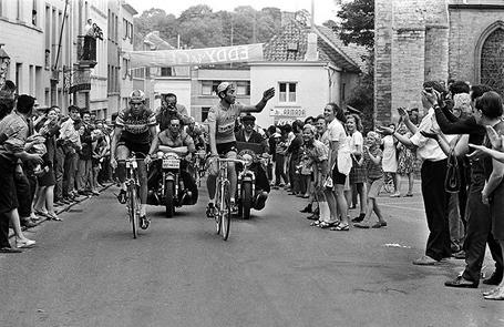 Merckx69, by Tonny Stroucken & Jan Maes