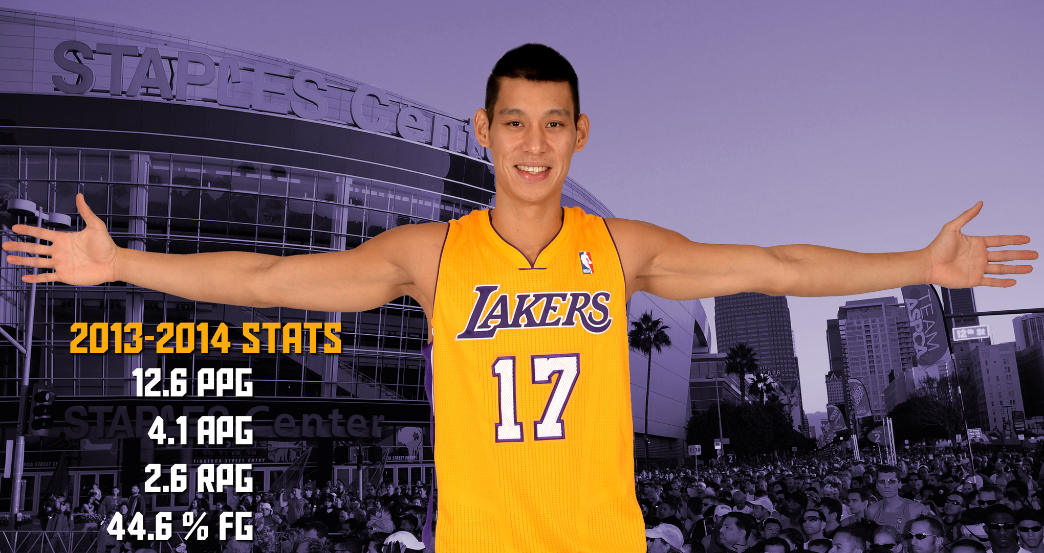 Lakers Season Preview Jeremy Lin Profile Silver Screen And Roll