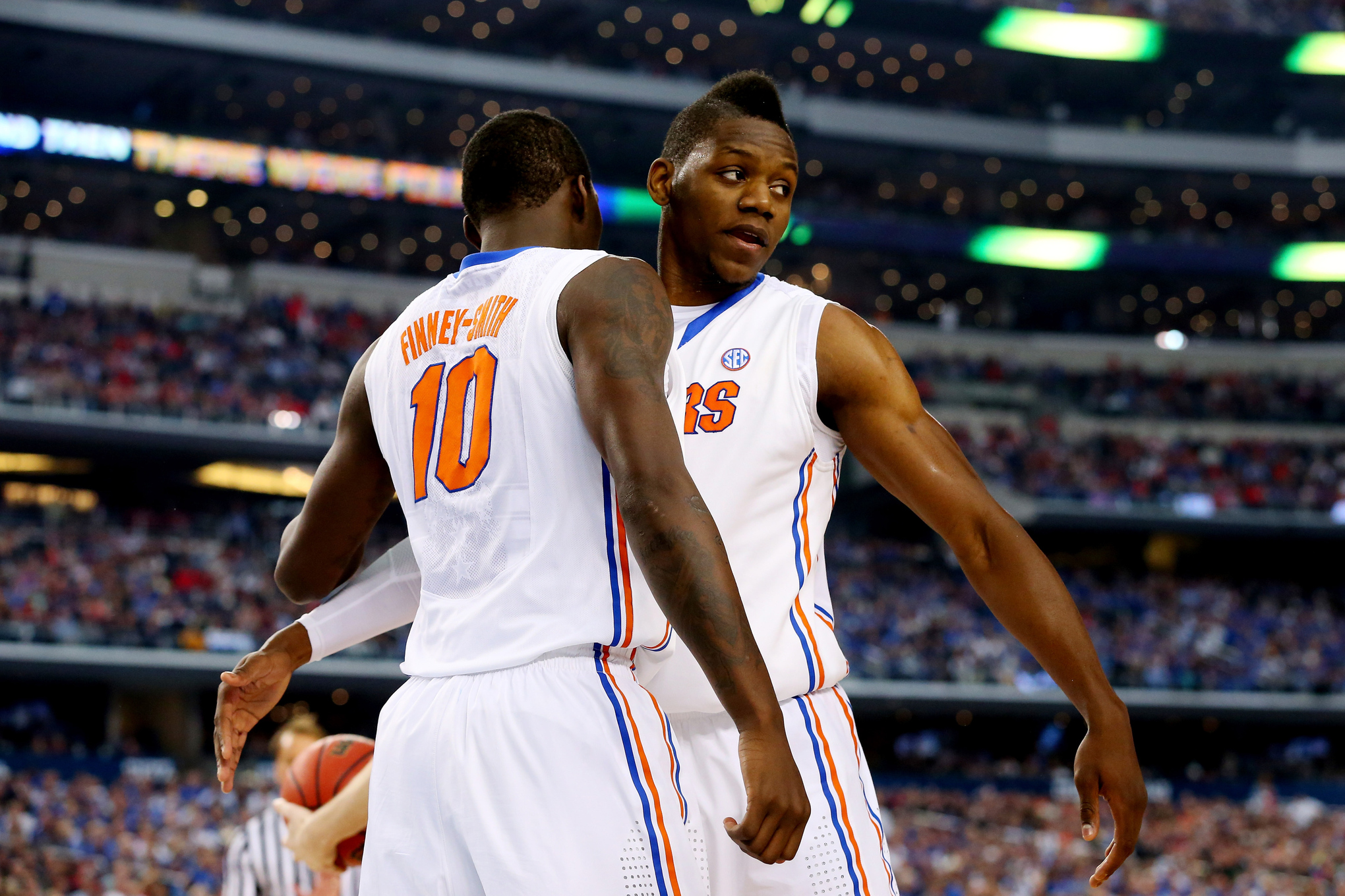 low priced 19bc7 50409 Photos/video: Florida basketball unveils new home uniforms ...