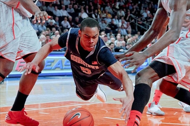 Ncaa Bracket 2012 How Georgetown Basketball Got To March Madness