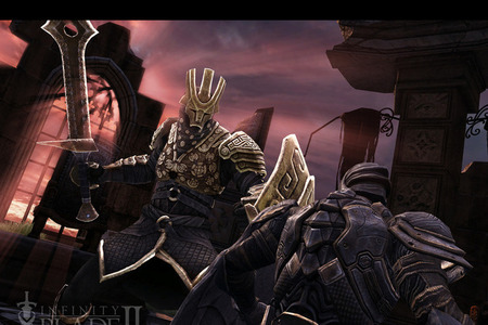 infinity blade 2 retina display screenshot 2048