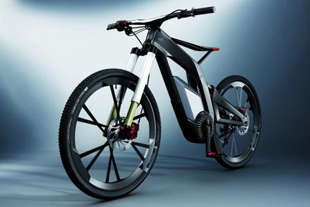 Audi e-bike concept