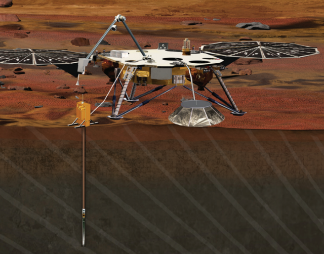 mars rover insight update - photo #42