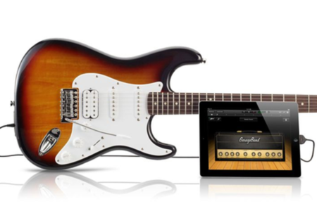 Fender Squire Strat iOS