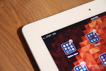AT&T iPad LTE stock 1020