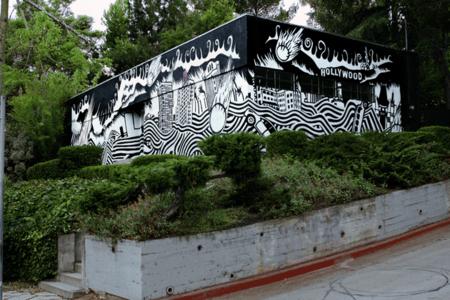 Hollywood Dooom Mural