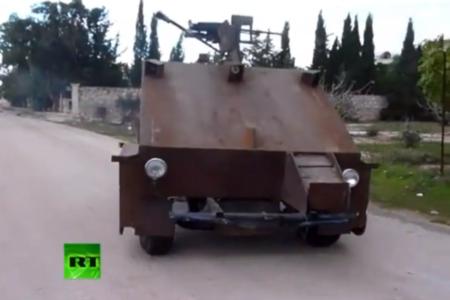 syria tank