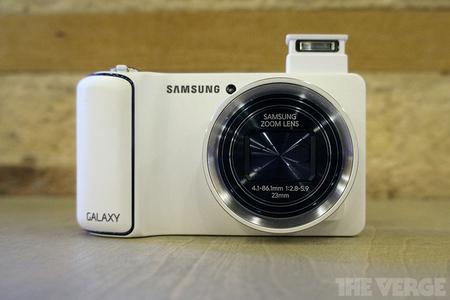 Gallery Photo: Samsung Galaxy Camera hardware