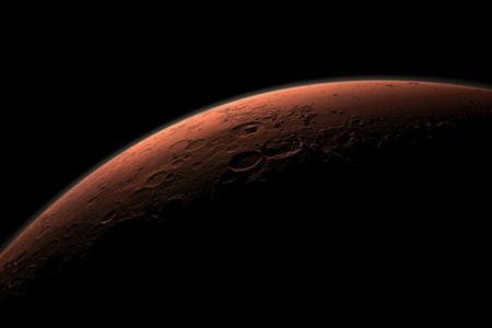SHUTTERSTOCK Mars