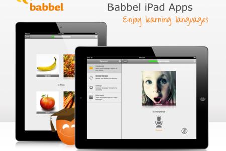 Babbel iPad subscriptions