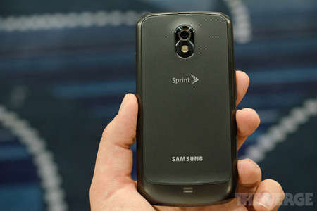 Sprint Galaxy Nexus (STOCK)