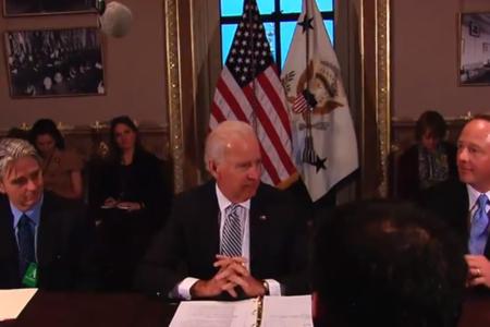 Joe Biden Video Game Talk