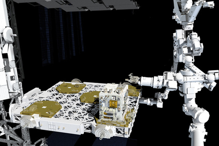 Dextre refuelling robot (NASA)