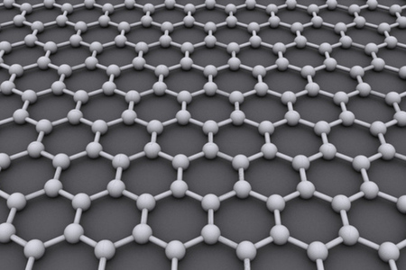 Graphene from Wikimedia Commons