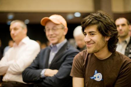 Aaron Swartz (flickr)
