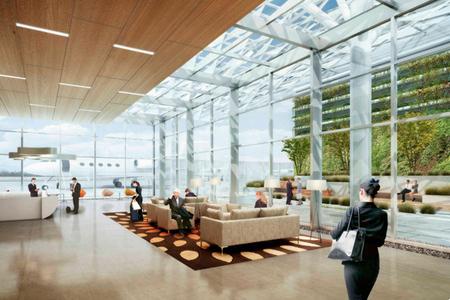 Google San Jose airport proposal,