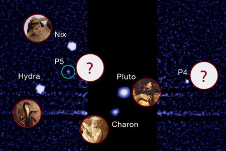 Pluto naming