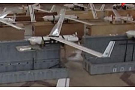 ScanEagle production line Iran