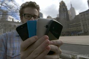 Topshelf smartphone camera comparison 2