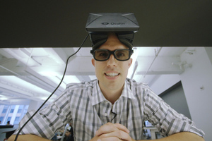 Top Shelf 3D VR