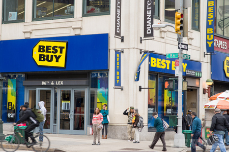 Best Buy 86th st new york (STOCK)
