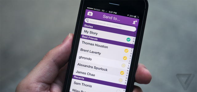 how to look at stories on snapchat new update