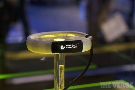 Gallery Photo: Razer Nabu smartband hands-on images