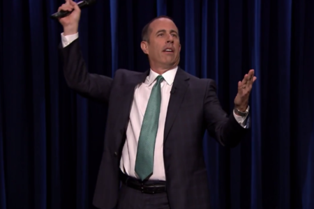 jerry seinfeld (tonight show)
