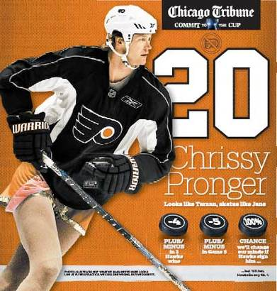 Flyers_pronger_chrissy_chicago_tribune