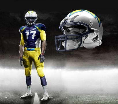 Chargers_nike