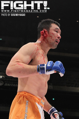 Zaromskis_vs_sakuraba_two